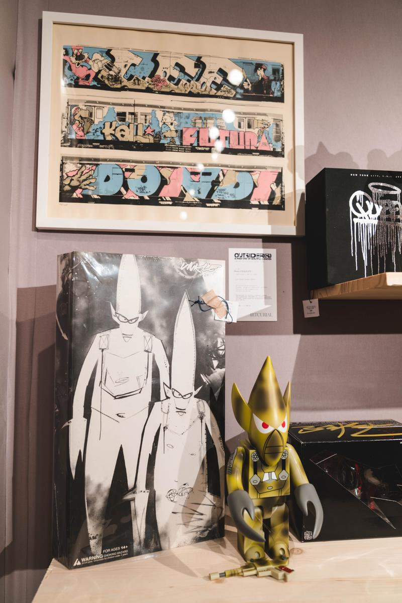 Photo exposition Artcurial street art