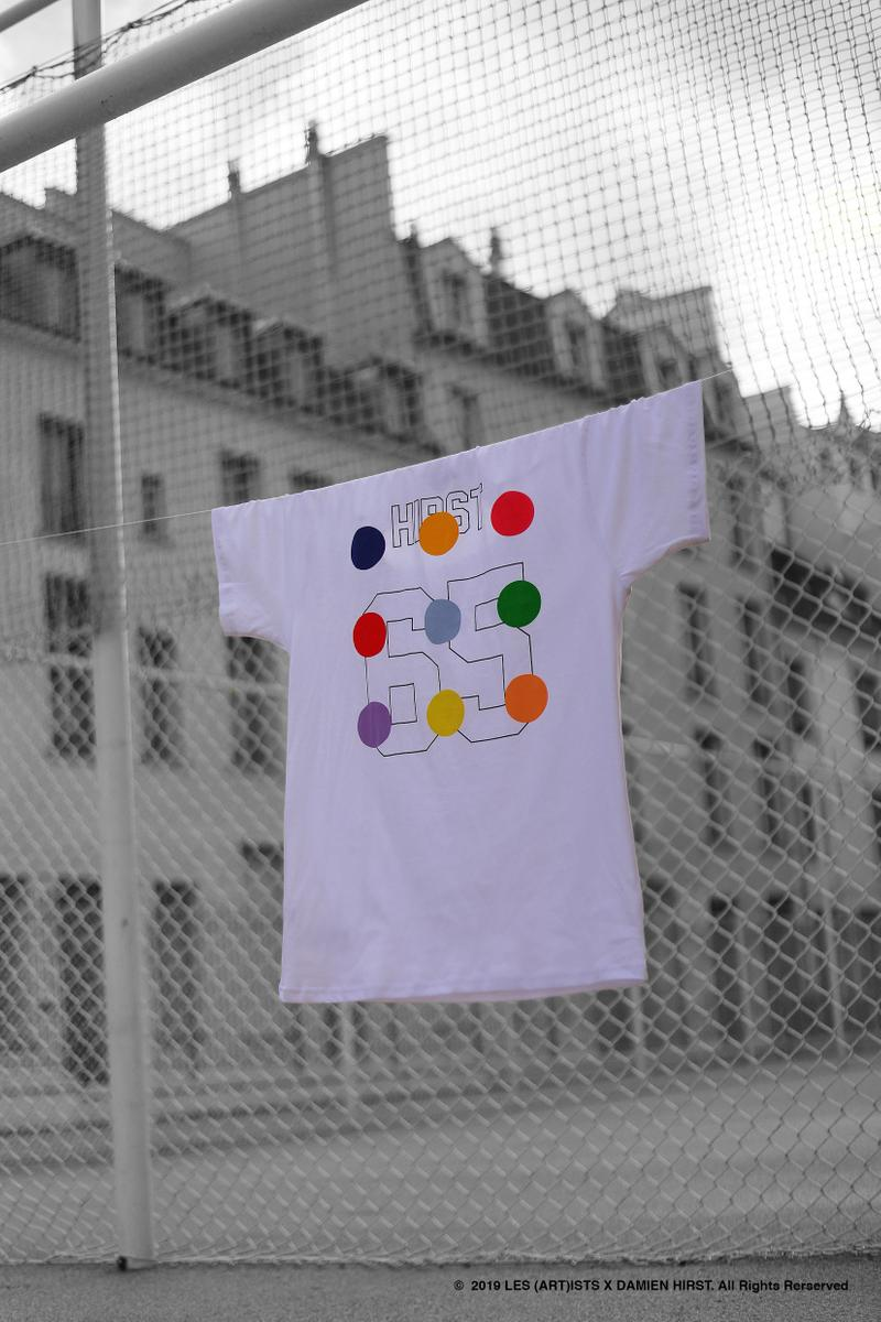 LES (ART)iSTS Damien Hirst collection