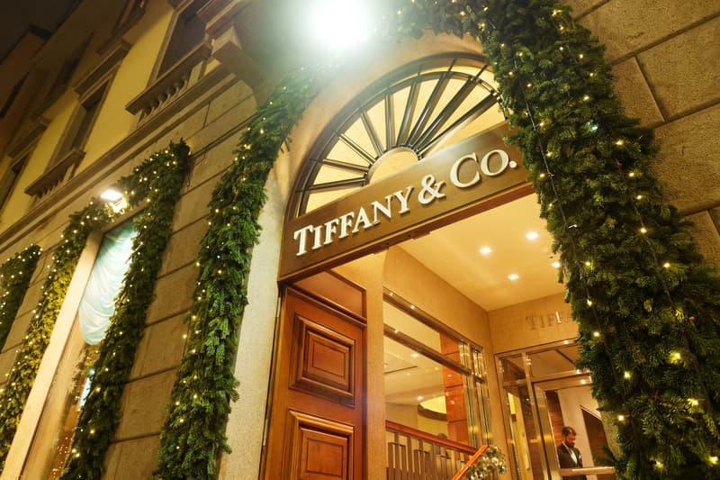 Tiffany & Co LVMH