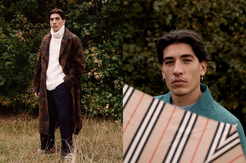 MATCHESFASHION Héctor Bellerin sélection