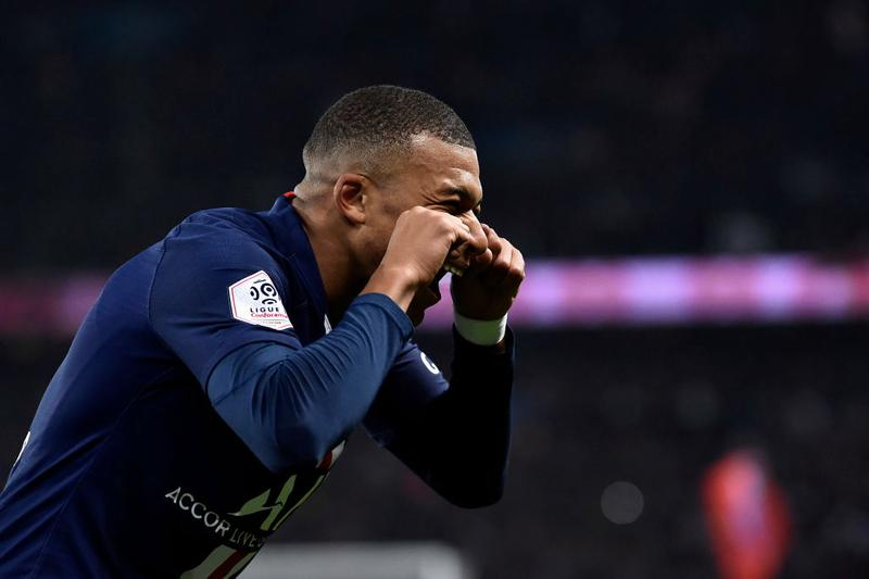 Photo Kylian Mbappé