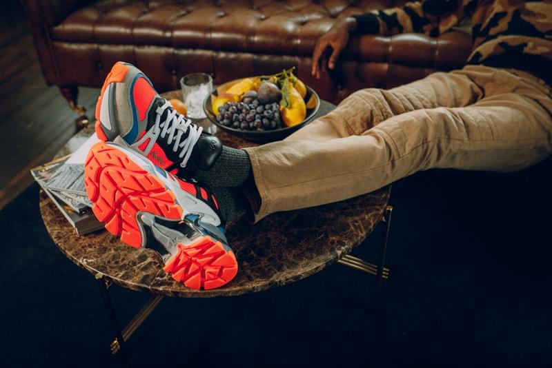 Michael Kors adopte une nouvelle esthétique avec ses sneakers Automne 2019