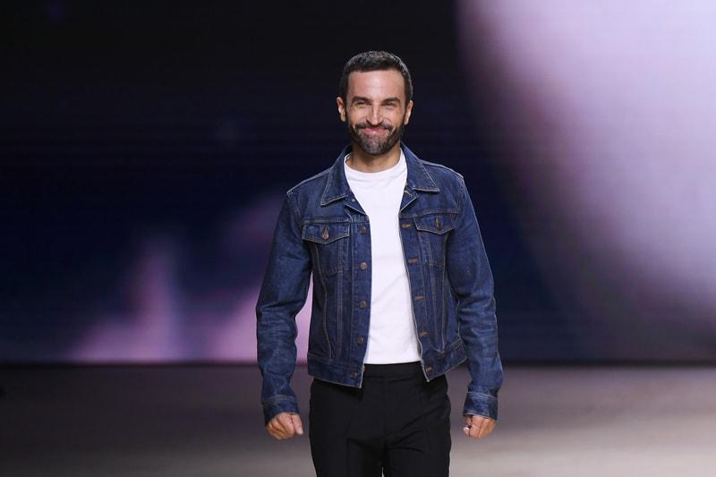 Le directeur artistique des collections Femmes de Louis Vuitton Nicolas Ghesquière s'élève contre Donald Trump