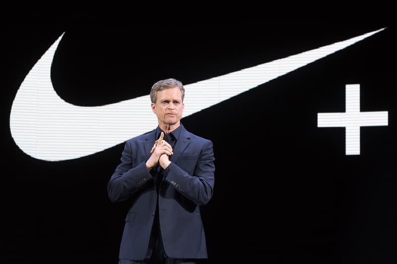 Photo Nike Mark Parker