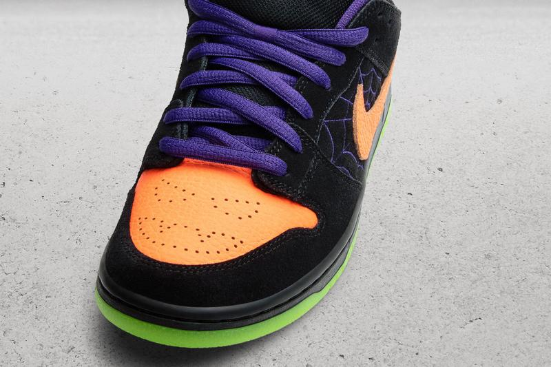 Photos Nike Sb Dunk Low Halloween