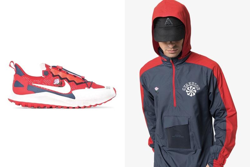 Nike et UNDERCOVER dévoilent leur nouvelle capsule collaborative dédiée au running
