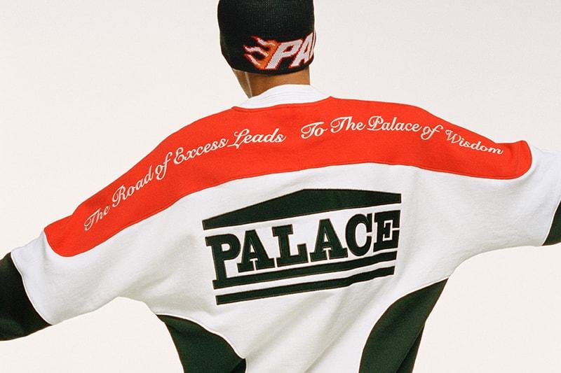 Palace tease une nouvelle collaboration avec Reebok
