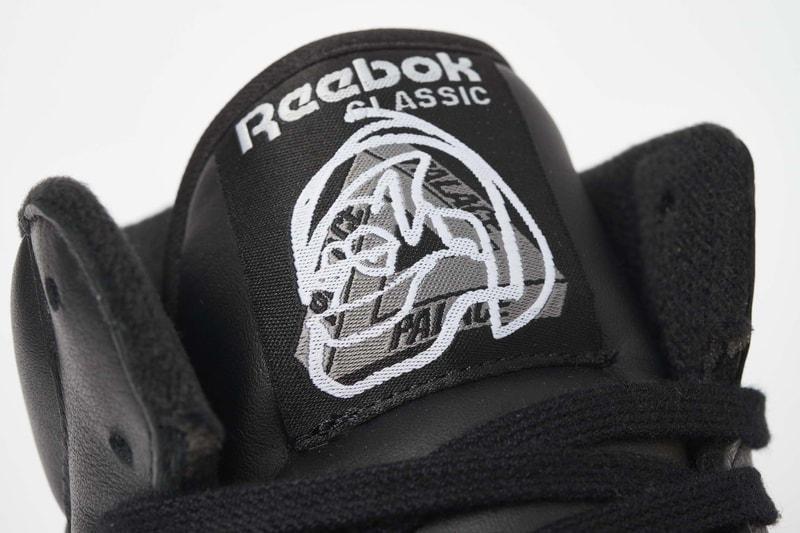 Palace dévoile deux nouvelles sneakers en collaboration avec Reebok