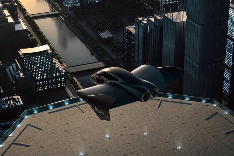 Porsche et Boeing dévoilent un premier concept de leurs futurs véhicules volants