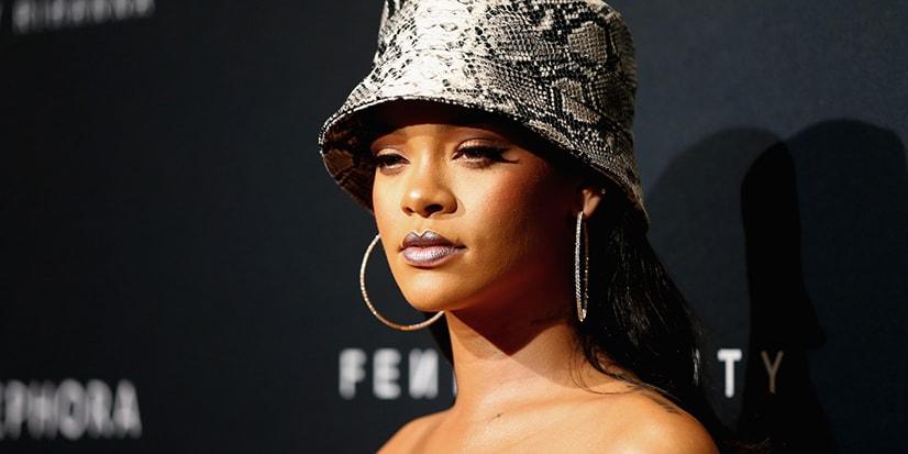 Rihanna Va Sortir Un Livre De Photographies Hypebeast