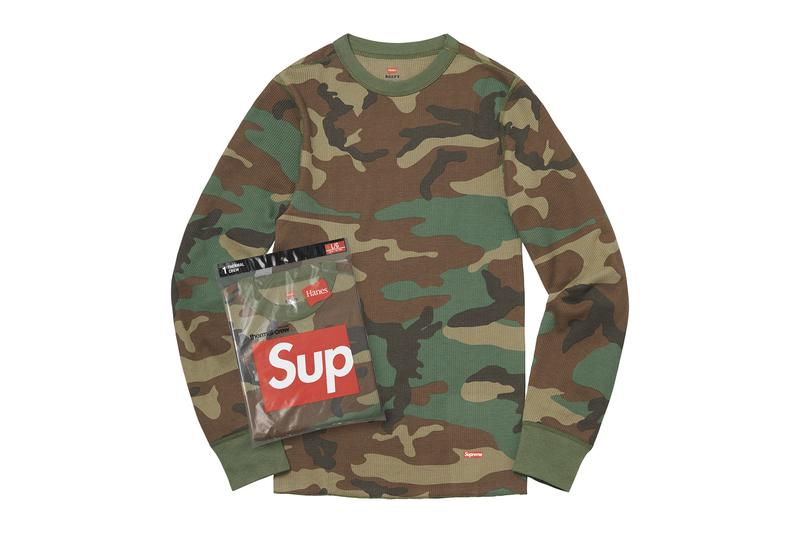 Photo Supreme drop 24 octobre