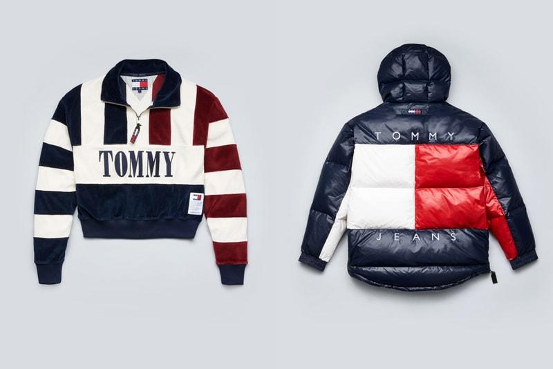 Tommy Jeans réédite des pièces vintage dans une nouvelle collection capsule