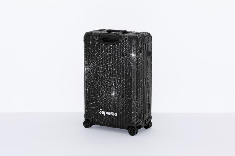 Supreme, valise, RIMOWA