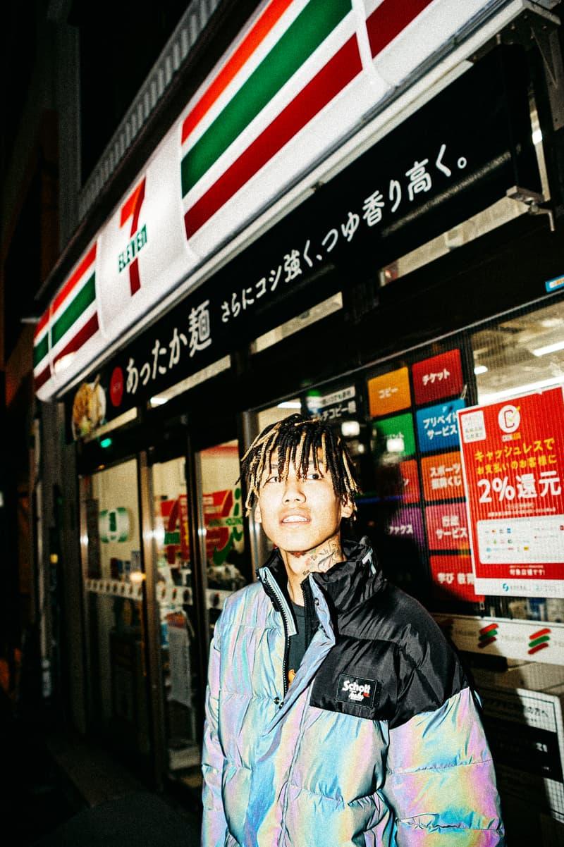 Photos Tealer x Schott NYC