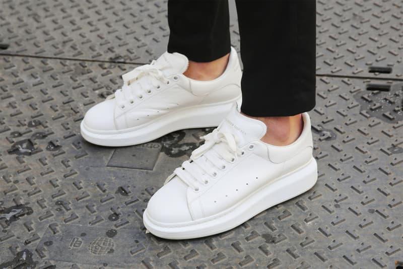 Photo sneaker Oversize Alexander McQueen