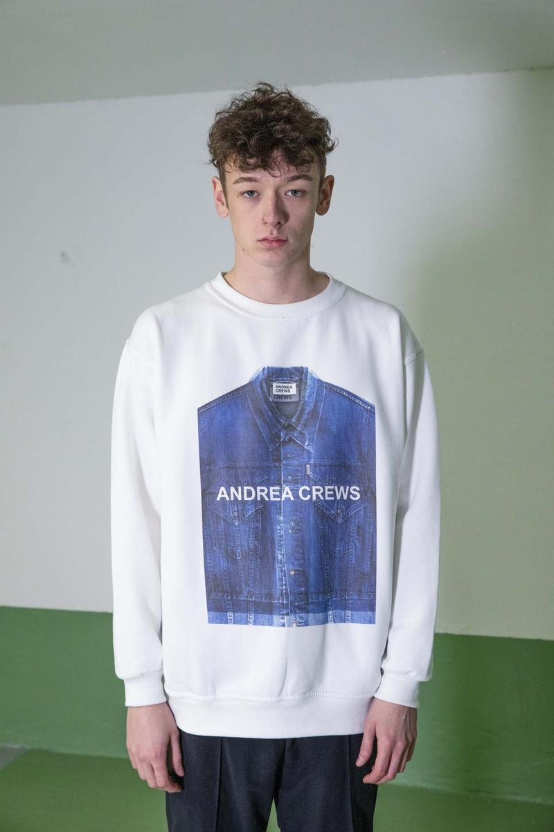 Andrea Crews collection Automne Hiver 2019