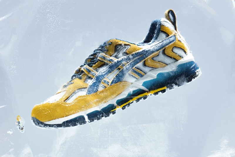 ASICS présente la GEL-NANDI 360, sa nouvelle sneaker hybride