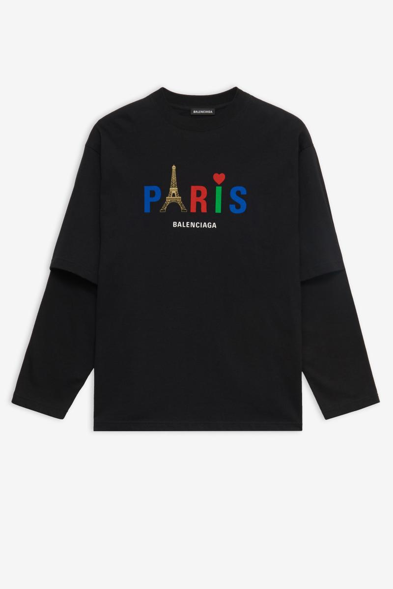Balenciaga Paris Tour Eiffel
