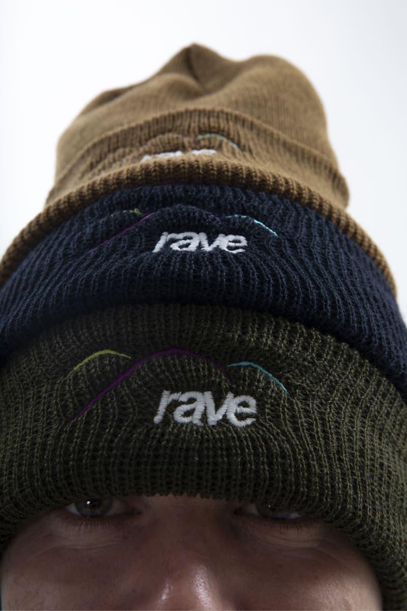 RAVE Skateboards DDP collection hiver 2019 lookbook