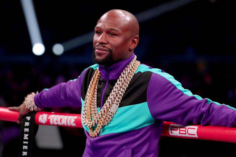 Photos Floyd Mayweather