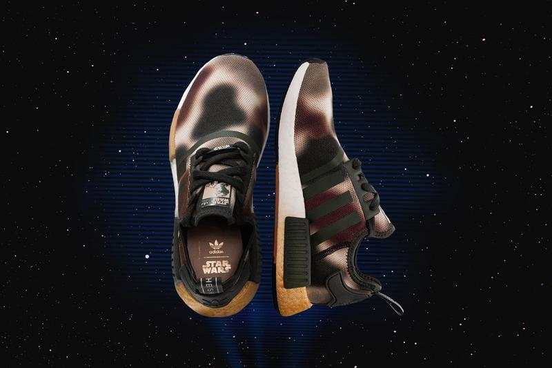 Photos adidas x Star Wars