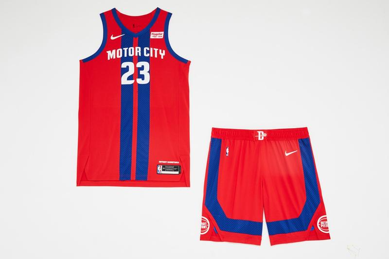 Photo Nike City NBA