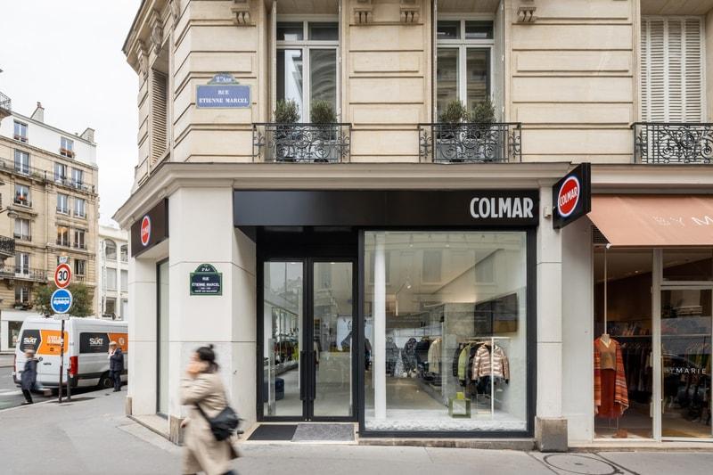 Rentrez dans la toute première boutique Colmar à Paris