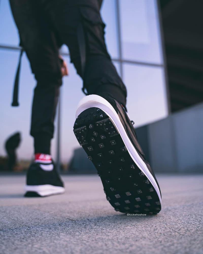 Photos sacai x Nike