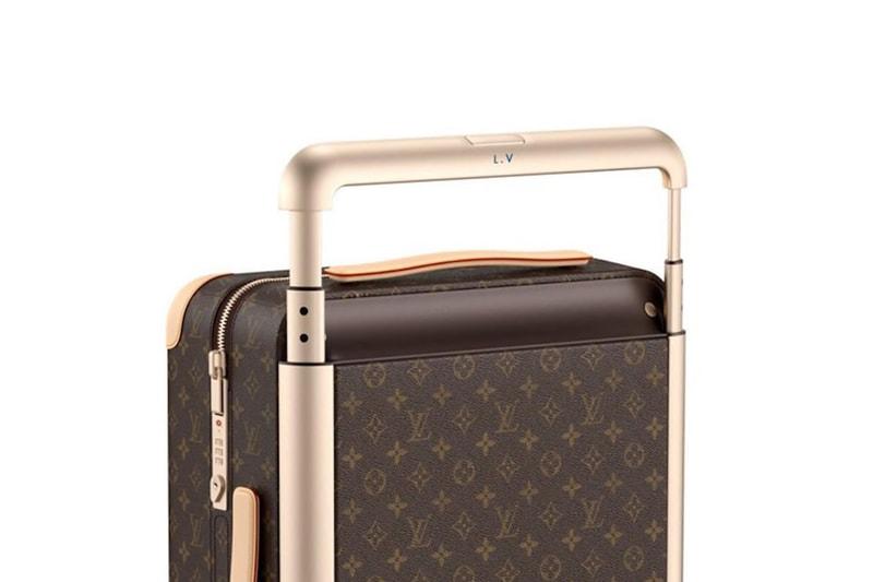 Louis Vuitton propose désormais la gravure sur ses valises