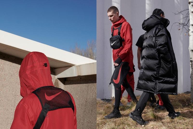 """Nike et Matthew M. Williams d'ALYX présentent les sneakers et textiles de leur collection """"Series 003"""""""