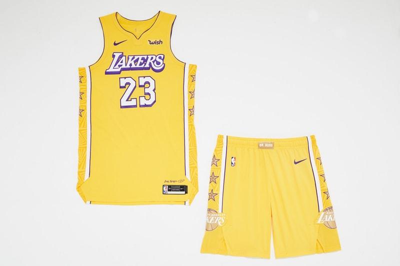 """Nike dévoile ses maillots """"City Edition"""" des franchises NBA"""