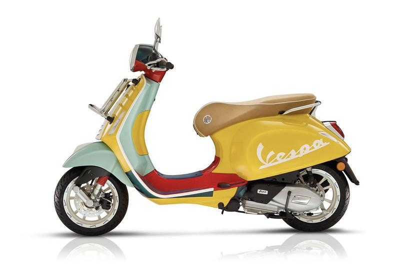 Photo Sean Wotherspoon x Vespa