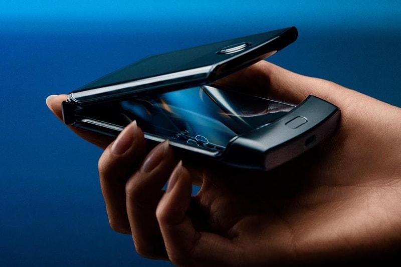 Motorola dévoile son tout nouveau smartphone pliable et à clapet