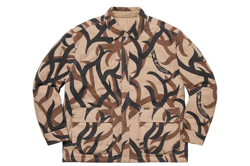 Supreme attaqué en justice pour avoir copié le motif camouflage d'une autre marque américaine