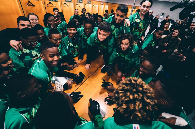 Phoos Kyian Mbappé x Nike x Bondy