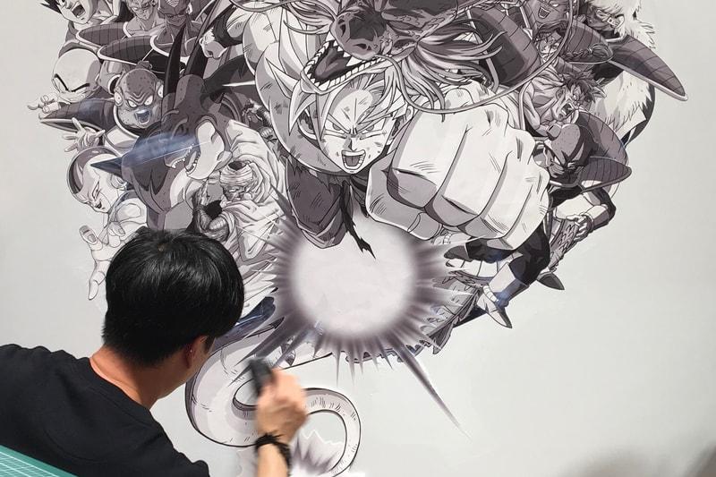 Comment ne pas gâcher l'oeuvre quand on en est fan ? Réponse avec Kosuke Kawamura, l'artiste derrière la collection Uniqlo UT x Dragon Ball