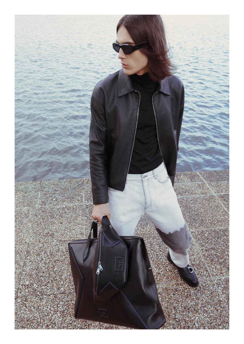Photos lookbook Givenchy