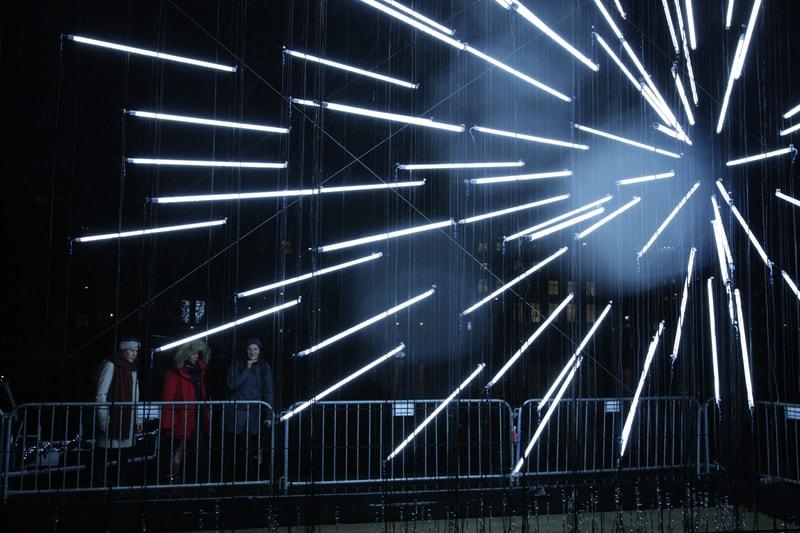 Au cœur des sublimes installations du Light Festival d'Amsterdam
