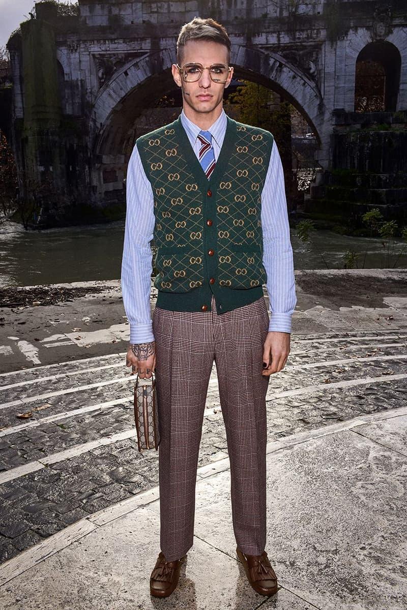 Lookbook Gucci Pre-Fall 2020