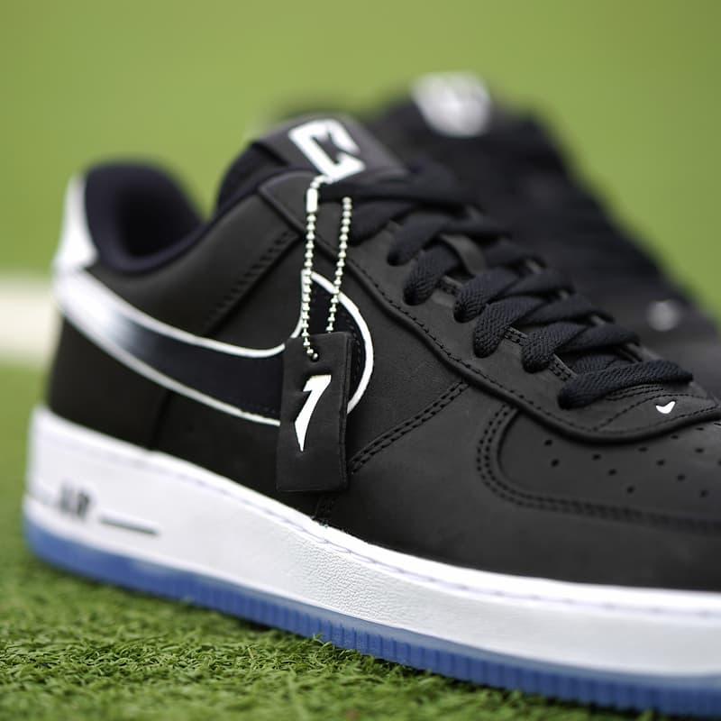 Colin Kaepernick Nike Air Force 1