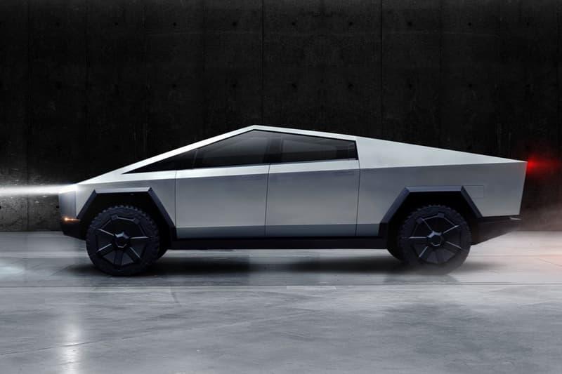 Image Cybertruck Tesla