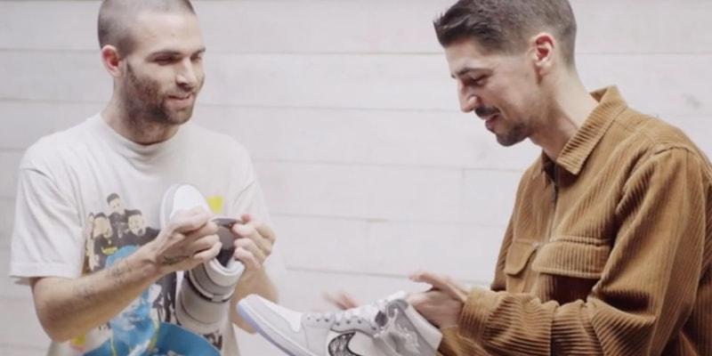 Vidéo - La Air Jordan 1 High x Dior passée sous toutes les coutures dans une discussion avec Sean Wotherspoon