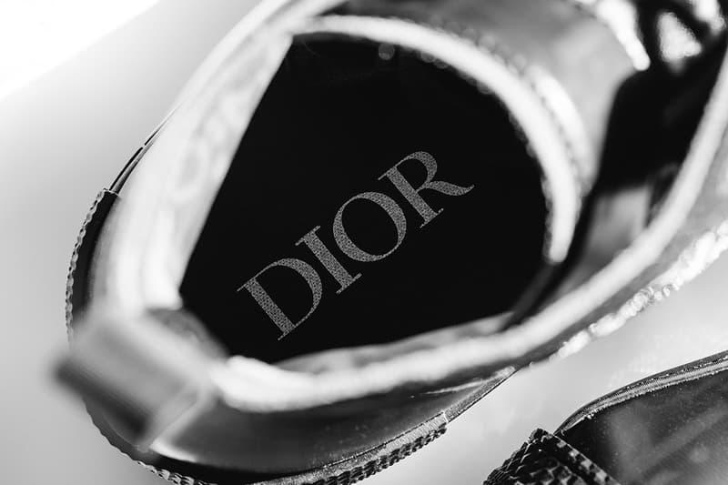 Photo Dior x Stüssy