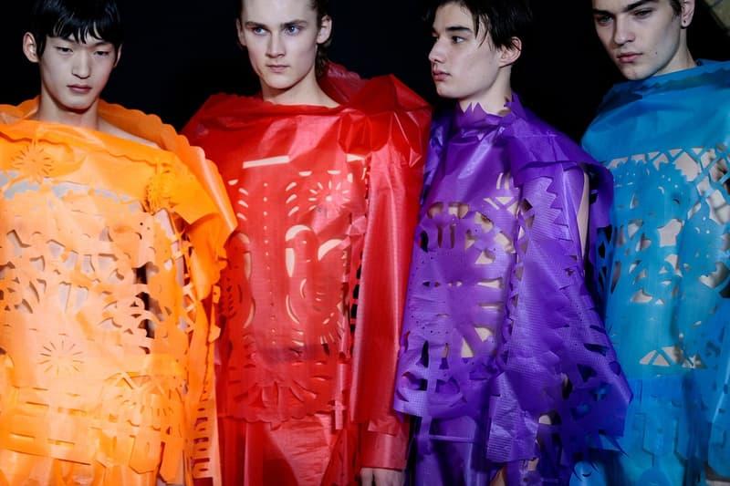 Photo Craig Green Fashion Week