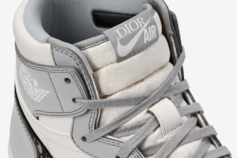 Photo Air Jordan 1 Dior