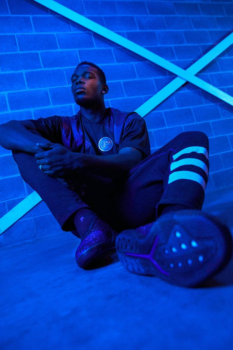 Paul Pogba, adidas