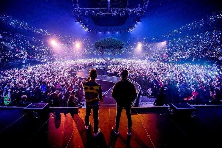 PNL ajoute des dates supplémentaires à sa tournée, dont deux nouveaux concerts à Paris