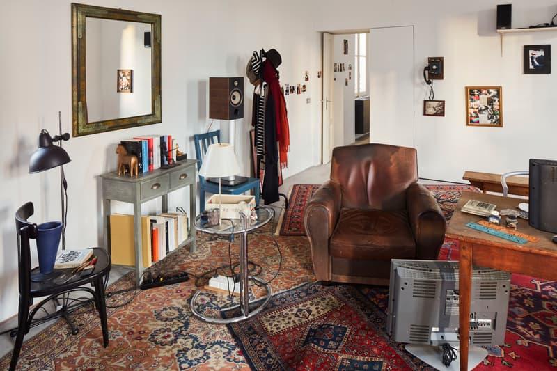 Jean-Luc Godard studio