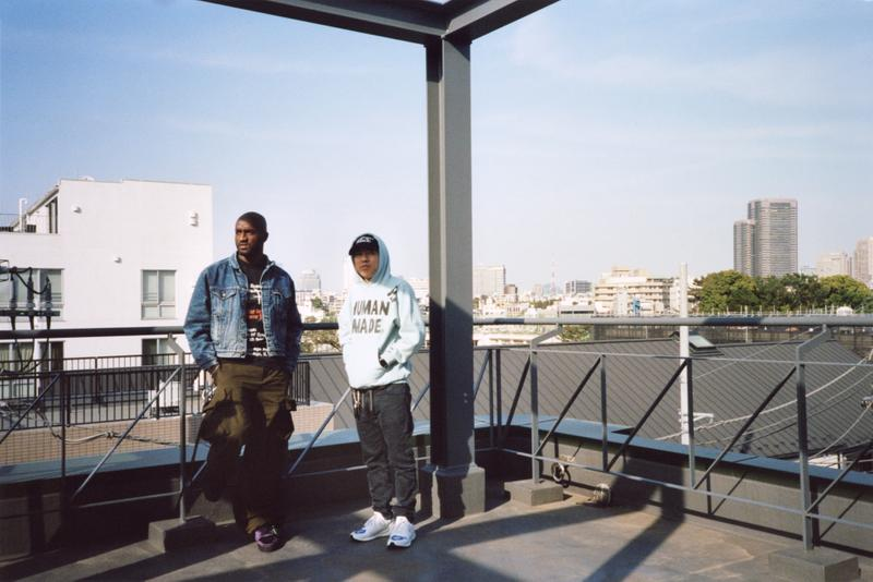 Photos Virgil Abloh x Nigo