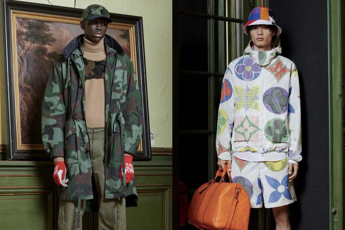 Louis Vuitton présente sa pré-collection Automne/Hiver 2020 imaginée par Virgil Abloh
